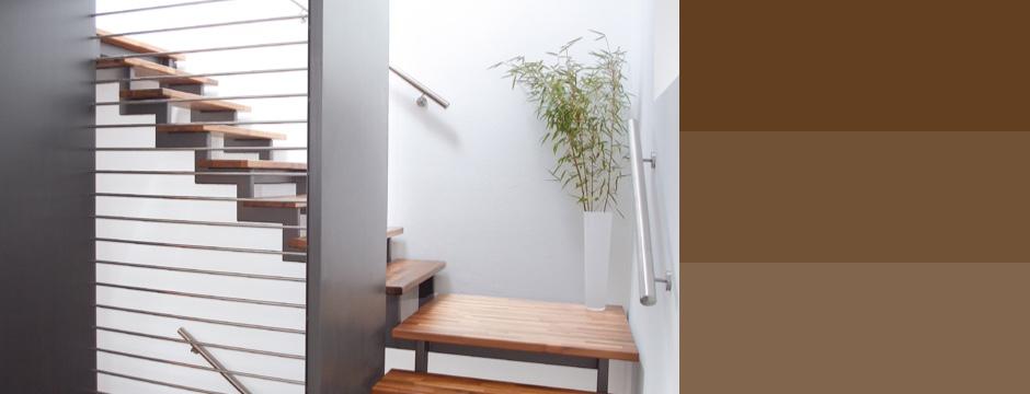 Wohnhaustreppen treppen scharpf - Treppen architektur ...